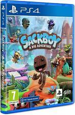 Sackboy A Big Adventure  - PS4 PlayStation 4 - Brand New Sealed