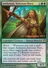 MTG Magic - (R) Theros - Anthousa, Setessan Hero Prerelease FOIL - SP