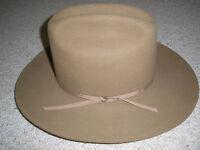 Vintage Stetson Classic Rancher Hat