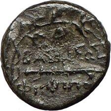 PHILIP V King of Macedonia 221BC Hercules Flute Rare Ancient  Greek Coin  i25163