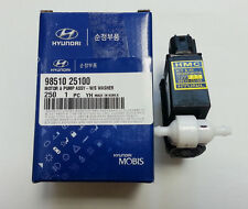For Hyundai Accent Verna 2000-2005 Matrix 01-06 OEM WASHER MOTOR PUMP 9851025100
