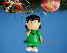 CHRISTBAUMSCHMUCK Weihnachten Xmas Dekor Peanuts Snoopy Freunde LUCY *K1020_N