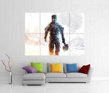 DEAD Space 3 Xbox PS3 vita WII U GIGANTE Wall Art Print picture FOTO POSTER J34