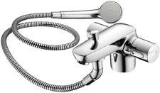 Ideal Standard Ceramix Blue Thermostatic Bath Shower Mixer Tap A5667AA