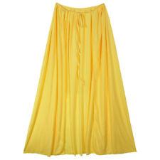 "28"" Child Yellow Cape ~ HALLOWEEN SUPERHERO, RENAISSANCE KID COSTUME PARTY CAPE"