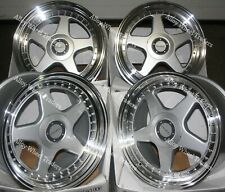"""17"""" SP F5 Alloy Wheels Fit Ford Fiesta Focus Fusion Mondeo Orion Sierra 4x108"""