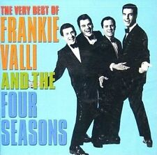 Very Best of Frankie Valli & Four Sea 0081227449421 CD