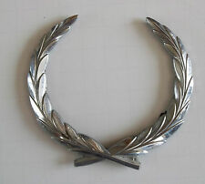 1990's OEM Cadillac Wreath Badge Shield Sticker Emblem Deville Seville Used