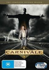Carnivale : Season 2 DVD - NEW & Sealed - R4 AUS 6 Disc Complete Second