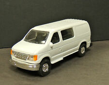ONE FORD E CARGO TRUCK with REAR STEP  DOWN BUMPER (O) Scale  New no box!