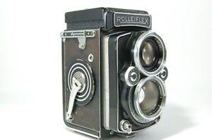 TLR Rollei Rolleiflex 2.8 D with Xenotar 80mm 2.8 Ref. 93201