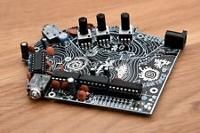 Fort Processor - custom noise art synth,  circuitbent fx/synthesiser by Isnt'ses