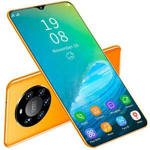 2021 Mate40 Pro Cheap Smartphone Android 8.1 Cell Phone Quad Core 16GB 6.3 inch
