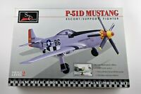 SpecCast Model Kits - P51D Mustang Support Fighter - Metal Kit