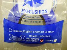 New Small Round Microfiber PURPLE Eyepiece Eye Cushion Viewfinder Eyecushion