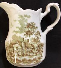 J&G Meakin Romantic England Herefordshire 14th Century Creamer