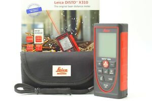 """ALMOST UNUSED in Box"" Leica Disto X310 Laser Distance Measurer From JAPAN #1321"