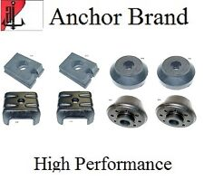 8 PCS Motor & Transmission Mount Kit For Ford F-100 Pickup 272 Engine 1956-1958