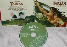 Phil Collins Tarzan Disney 1999 Version Taiwan only Promo CD
