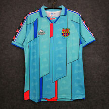 1996-97 Barcelona Away Shirt #9 Ronaldo In All Sizes By Kappa