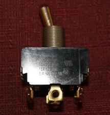 Toggle switch 10A 250V  15A 125V 3/4 HP New