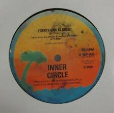 "Inner Circle(12""Vinyl)Everything Is Great-UK-12 WIP 6472-Blue Mountain-/VG"