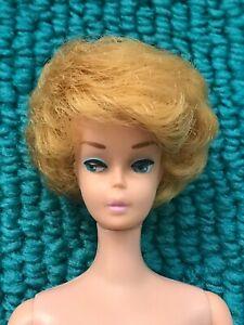 Vintage Barbie White Ginger BUBBLECUT -  BUBBLE CUT w/ Zebra SS