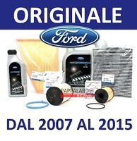 KIT TAGLIANDO FILTRI ORIGINALI + 6 LITRI OLIO FORD MONDEO 2.0 TDCI DAL 2007-2015
