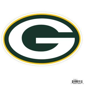 Green Bay Packers Licensed Outdoor Rated Logo Magnet (NFL Football)