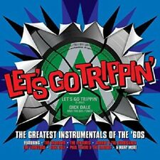 Let's Go Trippin'-Greatest Instrumentals Of The 60s 3-CD NEW SEALED Ventures+