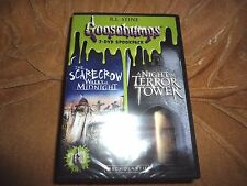 Goosebumps Complete Double Pack Collection (1995,1996,1997,1998) [10 Disc DVD]