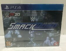 WWE 2K20 Smackdown 20th Anniversary Edition GAME Exclusive - PS4 - NEW