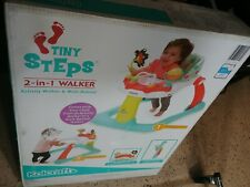 Kolcraft Tiny Steps 2-in-1 Activity Toddler and Baby Walker -, Jubliee