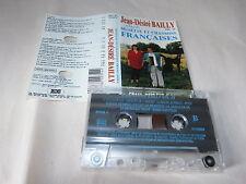 ACCORDEON - JEA DESIRE BAILLY - K7 audio / Audio tape !!! PETIT CHEVAL DOMINO !!