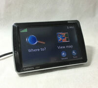 RARE HTF - Garmin nuvi 5000 Large Display Screen (GPS ONLY) Navigation 2009 Maps