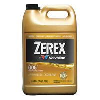 ZEREX ZXG051 Antifreeze Coolant, 1 gal., Concentrated