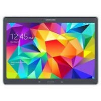 Samsung Galaxy Tab S SM-T807A 16GB AT&T Charcoal Gray Excellent Condition
