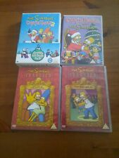 Job Lot Of The Simpsons Dvds, 5 Dvds In Total