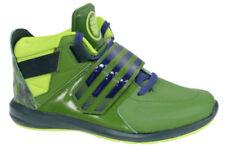 Scarpe scarpe da ginnastici verdi marca adidas per bambini dai 2 ai 16 anni
