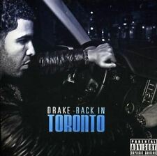 Drake Back In Toronto RARE CD Lil Wayne Rick Ross