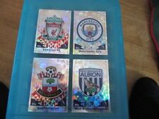 Topps Manchester City 2016 Football Trading Cards
