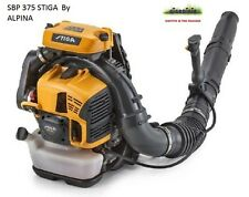 Blower to Backpack Supported Stiga Sbp 375 by Alpina