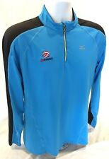MIZUNO TEAM USA VOLLEYBALL JACKET PULLOVER Long Sleeve Zip  Embroidered Large