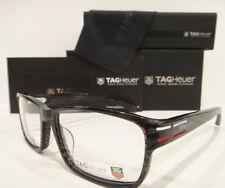 6f4ff324b90 Tag Heuer 0535 Eyeglasses 535 Phantom Frames 003 Black Marble Authentic New