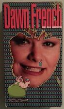 DAWN FRENCH ON BIG WOMEN    VHS VIDEOTAPE
