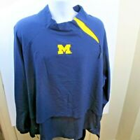 Men's 4XL Nike Air Jordan U of M Michigan Wolverines Jumpman Shield Jacket - NWT