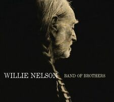 Willie Nelson Band Of Brothers Cd Brand New