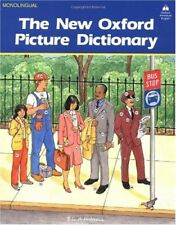 The New Oxford Picture Dictionary (Monolingual Eng