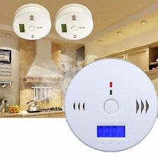 Gaswarner Alarm Kohlenmonoxidmelder Kohlenmonoxid CO Alarm Melder Detektor Neu