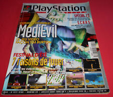 Playstation Magazine [n°22 J/A 1998] PS1 One Medievil  *JRF